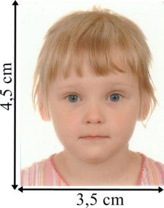 dowód dziecięcy legitymacja szkolna, paszport