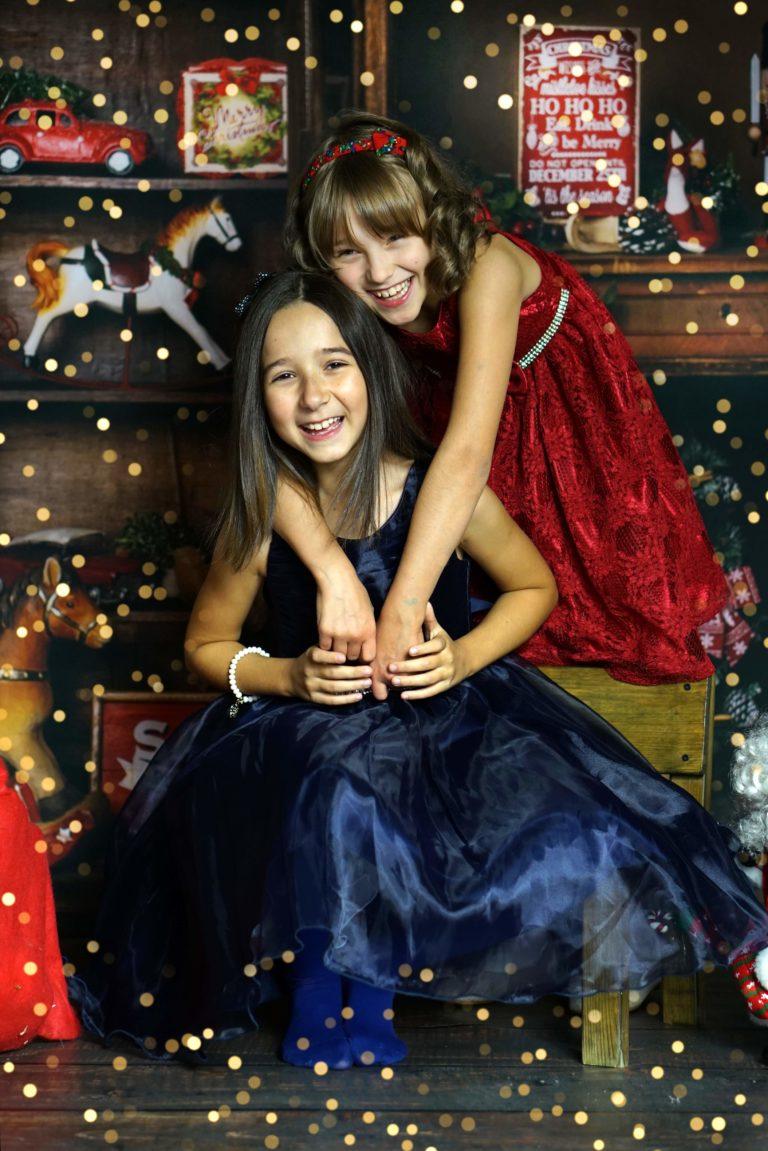 mini sesje świąteczne foto studio Marzena Gierasimowicz